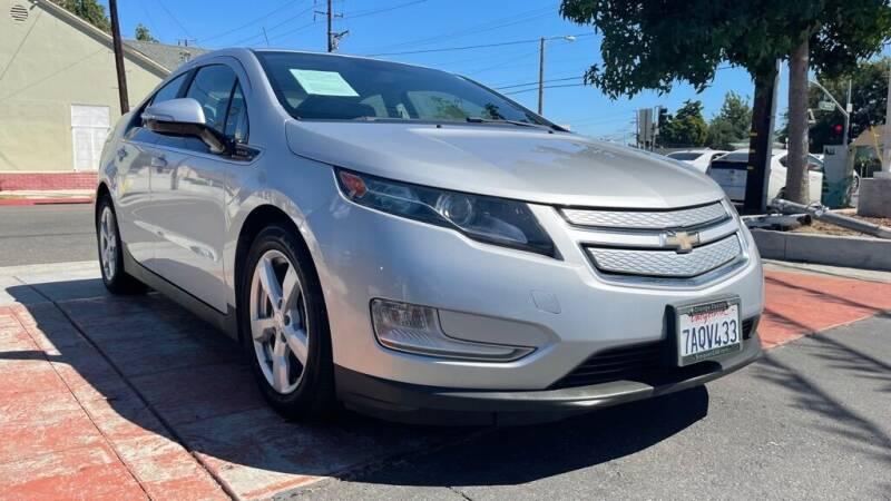 2013 Chevrolet Volt for sale at Tristar Motors in Bell CA