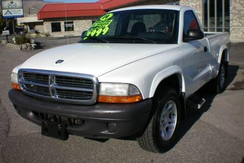 2004 Dodge Dakota for sale at Independent Performance Sales & Service in Wenatchee WA