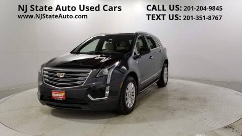 2017 Cadillac XT5 for sale at NJ State Auto Auction in Jersey City NJ