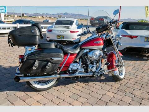 2004 Harley-Davidson Road King for sale at REVEURO in Las Vegas NV