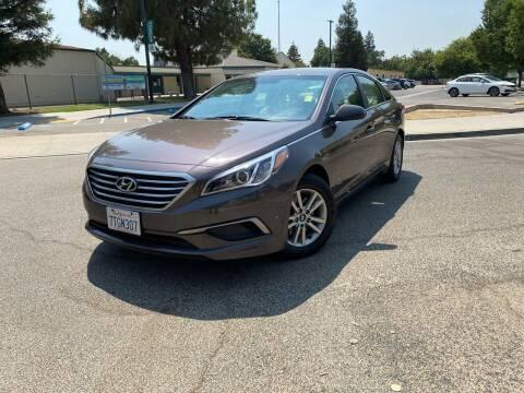 2016 Hyundai Sonata for sale at Autodealz of Fresno in Fresno CA