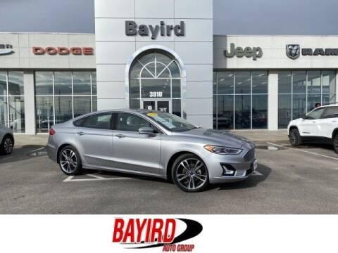 2020 Ford Fusion for sale at Bayird Truck Center in Paragould AR