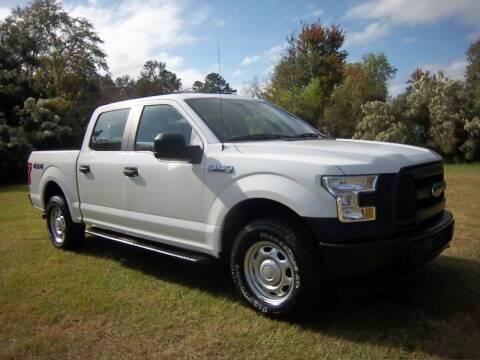 2017 Ford F150 XL 4x4 Crew Cab for sale at Venture Auto Sales Inc in Augusta GA