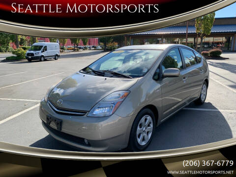 2008 Toyota Prius for sale at Seattle Motorsports in Shoreline WA