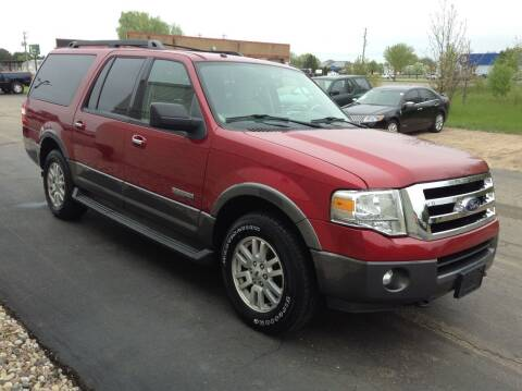 2007 Ford Expedition EL for sale at Bruns & Sons Auto in Plover WI