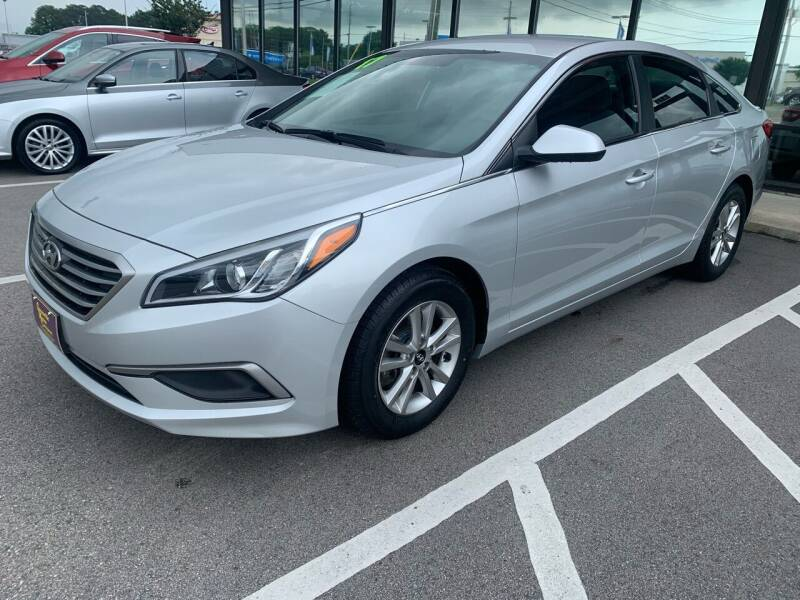 2017 Hyundai Sonata for sale at East Carolina Auto Exchange in Greenville NC