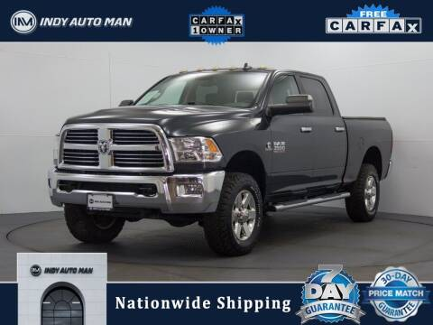 2015 RAM Ram Pickup 3500 for sale at INDY AUTO MAN in Indianapolis IN