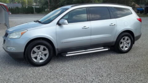 2009 Chevrolet Traverse for sale at MIKE'S CYCLE & AUTO in Connersville IN