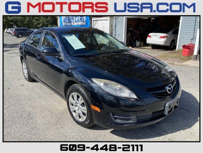 2010 Mazda MAZDA6 for sale at G Motors in Monroe NJ