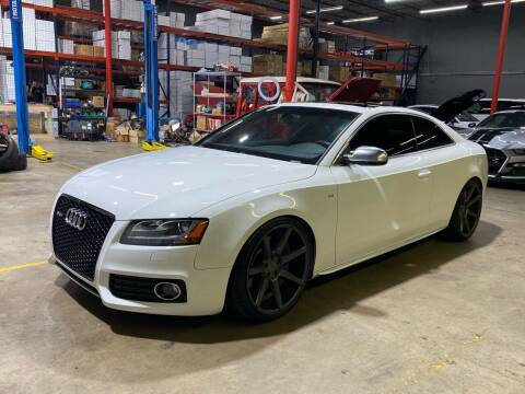 2012 Audi S5 for sale at EA Motorgroup in Austin TX