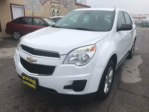 2013 Chevrolet Equinox for sale at New To You Motors in Tulsa OK