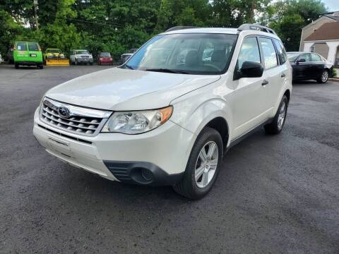 2011 Subaru Forester for sale at K Tech Auto Sales in Leominster MA