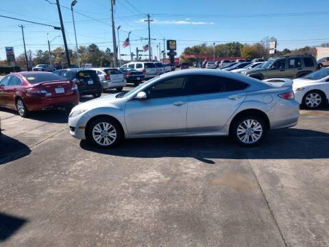 2010 Mazda MAZDA6 for sale at BIG 7 USED CARS INC in League City TX