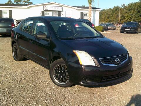 2010 Nissan Sentra for sale at Let's Go Auto Of Columbia in West Columbia SC