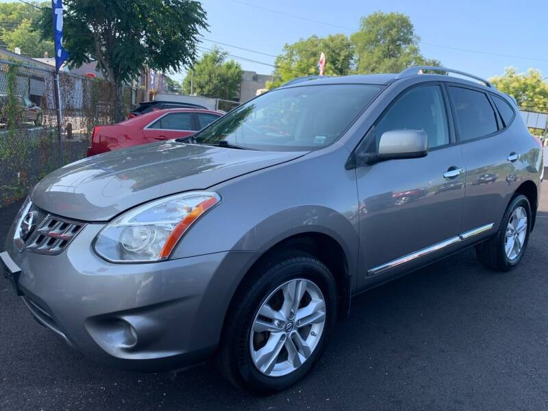 2013 Nissan Rogue for sale at TD MOTOR LEASING LLC in Staten Island NY
