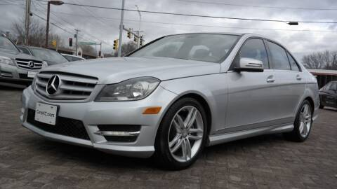 2012 Mercedes-Benz C-Class for sale at Cars-KC LLC in Overland Park KS