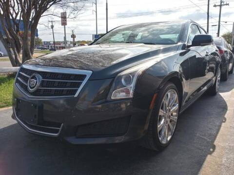 2013 Cadillac ATS for sale at Auto Plaza in Irving TX