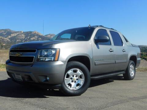 2012 Chevrolet Avalanche for sale at Milpas Motors in Santa Barbara CA