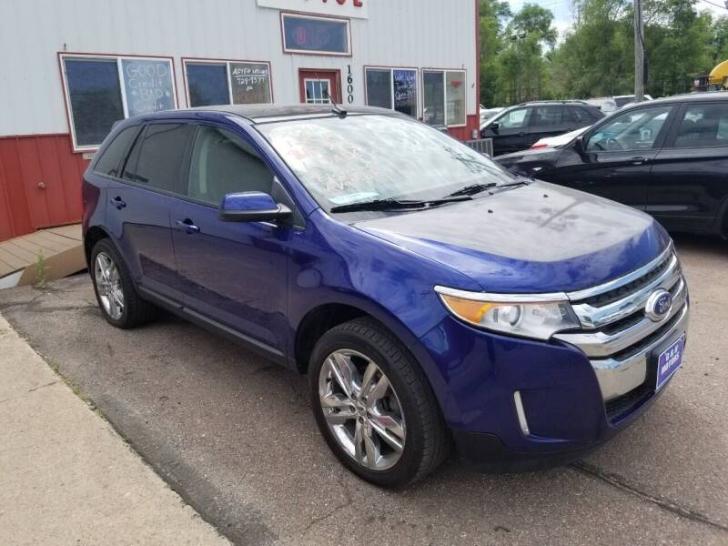 2014 Ford Edge for sale at G & H Motors LLC in Sioux Falls SD