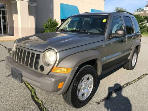 2007 Jeep Liberty for sale at Kostyas Auto Sales Inc in Swansea MA