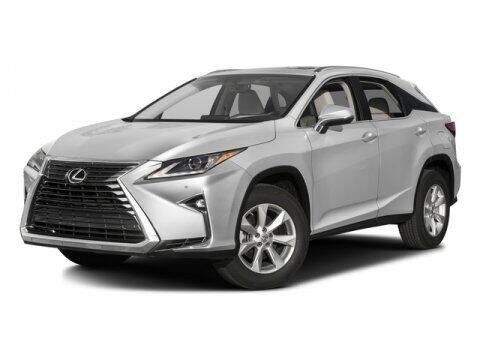 2016 Lexus RX 350 for sale at Auto Finance of Raleigh in Raleigh NC