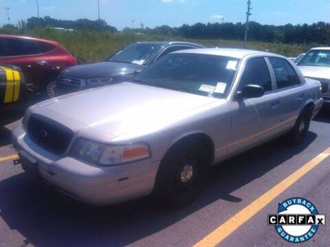 2011 Ford Crown Victoria for sale at Carma Auto Group in Duluth GA