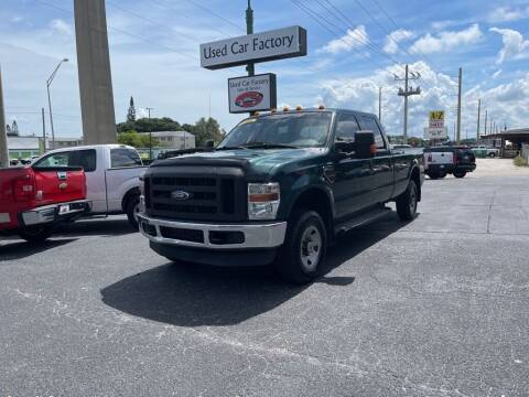 2010 Ford F-250 Super Duty for sale at Used Car Factory Sales & Service in Port Charlotte FL