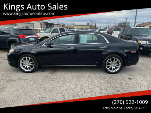 2011 Chevrolet Malibu for sale at Kings Auto Sales in Cadiz KY