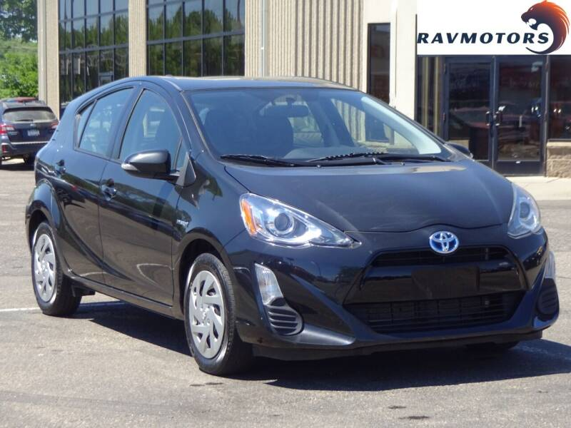 2016 Toyota Prius c for sale in Crystal, MN