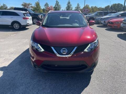 2019 Nissan Rogue Sport for sale at PHIL SMITH AUTOMOTIVE GROUP - Pinehurst Nissan Kia in Southern Pines NC