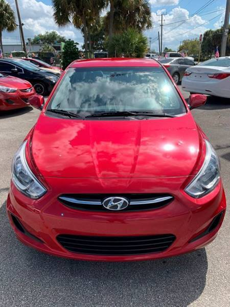 2016 Hyundai Accent for sale at Roadmaster Auto Sales in Pompano Beach FL