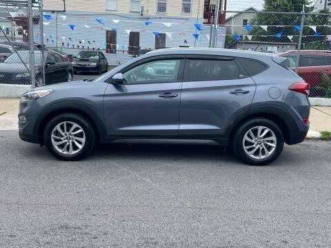2016 Hyundai Tucson for sale at G1 Auto Sales in Paterson NJ