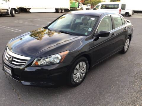 2012 Honda Accord for sale at Tri City Auto Sales in Whittier CA