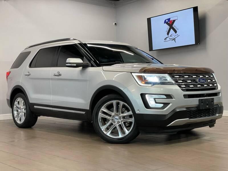 2016 Ford Explorer for sale in Houston, TX