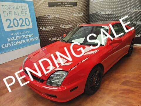 2001 Honda Prelude for sale at X Drive Auto Sales Inc. in Dearborn Heights MI