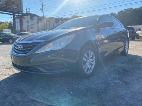 2011 Hyundai Sonata for sale at DREWS AUTO SALES INTERNATIONAL BROKERAGE in Atlanta GA