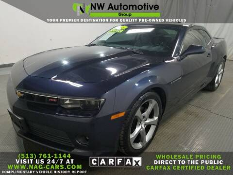 2014 Chevrolet Camaro for sale at NW Automotive Group in Cincinnati OH