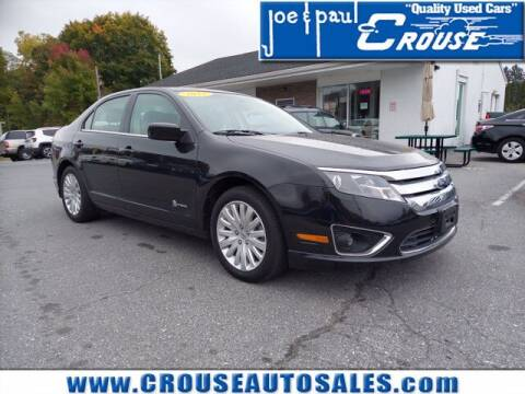 2011 Ford Fusion Hybrid for sale at Joe and Paul Crouse Inc. in Columbia PA