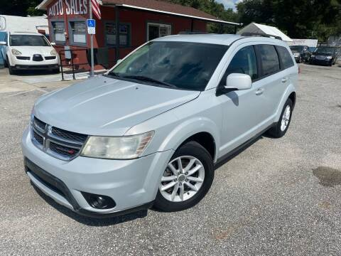 2013 Dodge Journey for sale at CHECK AUTO, INC. in Tampa FL