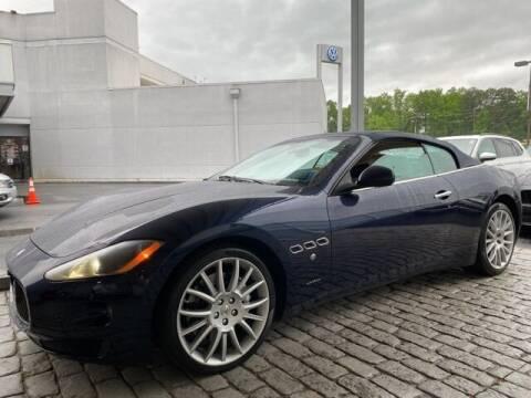 2010 Maserati GranTurismo for sale at Southern Auto Solutions-Jim Ellis Volkswagen Atlan in Marietta GA