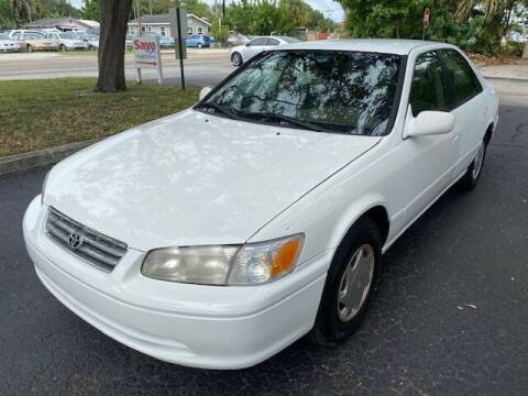 2000 Toyota Camry for sale at Florida Prestige Collection in St Petersburg FL
