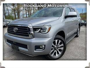 2018 Toyota Sequoia for sale in West Nyack, NY