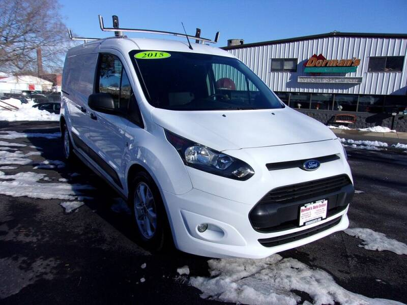 2015 Ford Transit Connect Cargo for sale at Dorman's Auto Center inc. in Pawtucket RI