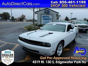 2010 Dodge Challenger for sale at Auto Direct Trucks.com in Edgewater Park NJ