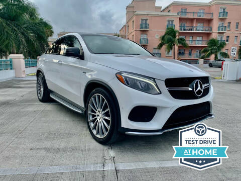 2016 Mercedes-Benz GLE for sale at AUTOSPORT MOTORS in Lake Park FL