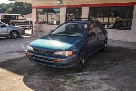 1995 Subaru Impreza for sale at CarUnder10k in Dayton TN