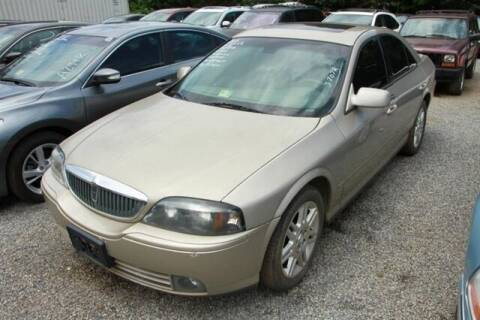 2005 Lincoln LS for sale at East Coast Auto Source Inc. in Bedford VA