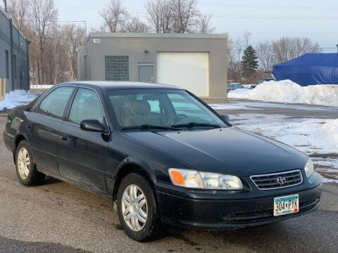 2001 Toyota Camry for sale at Tonka Auto & Truck in Mound MN