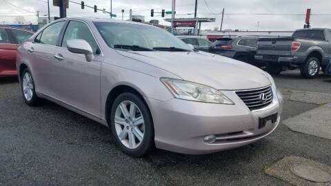 2007 Lexus ES 350 for sale at Seattle's Auto Deals in Seattle WA