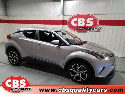 2019 Toyota C-HR for sale at CBS Quality Cars in Durham NC